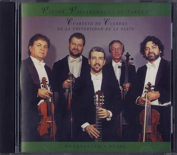 Cuarteto De Cuerdas De La Universidad De La Plata