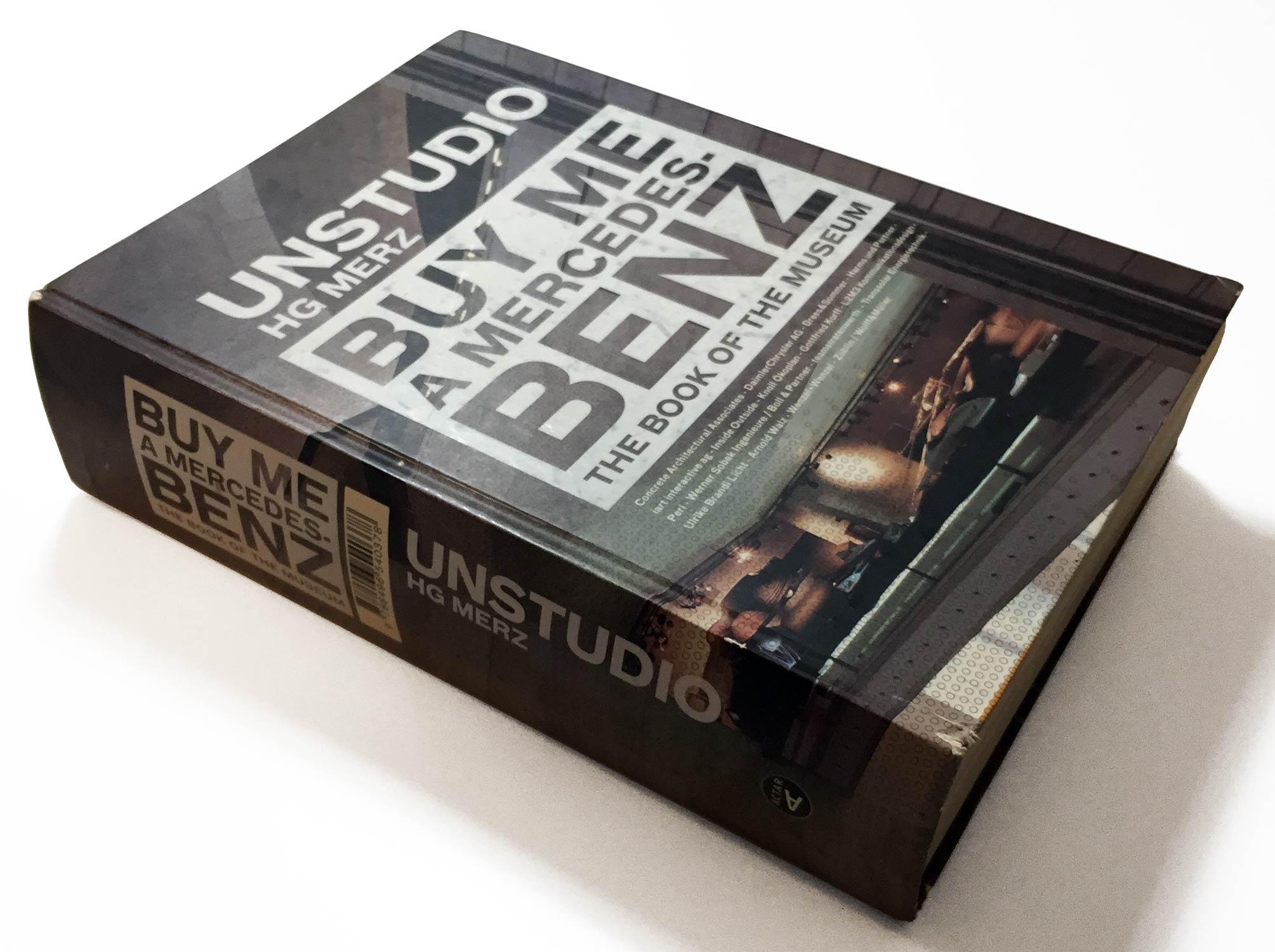 UN Studio : BUY ME A MERCEDES-BENZ The Book of the Museum[image5]