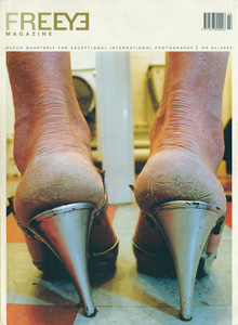 FREE EYE MAGAZINE 02/DUTCH QUARTERLY FOR EXCEPTIONAL INTERNATIONAL PHOTOGRAPHY | 02/2003