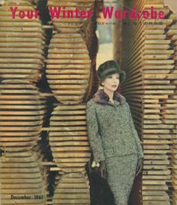 ドレスメーキング 12月号付録/DRESSMAKING STYLE BOOK DECEMBER 1961
