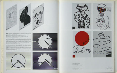 graphis posters 81/The International Annual of Poster Art[image3]
