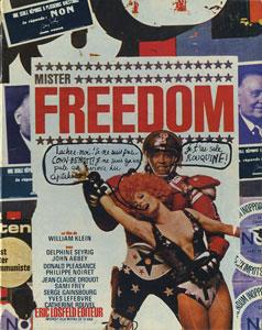 William Klein: MISTER FREEDOM