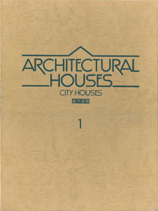 ARCHITECTURAL HOUSES 全10冊