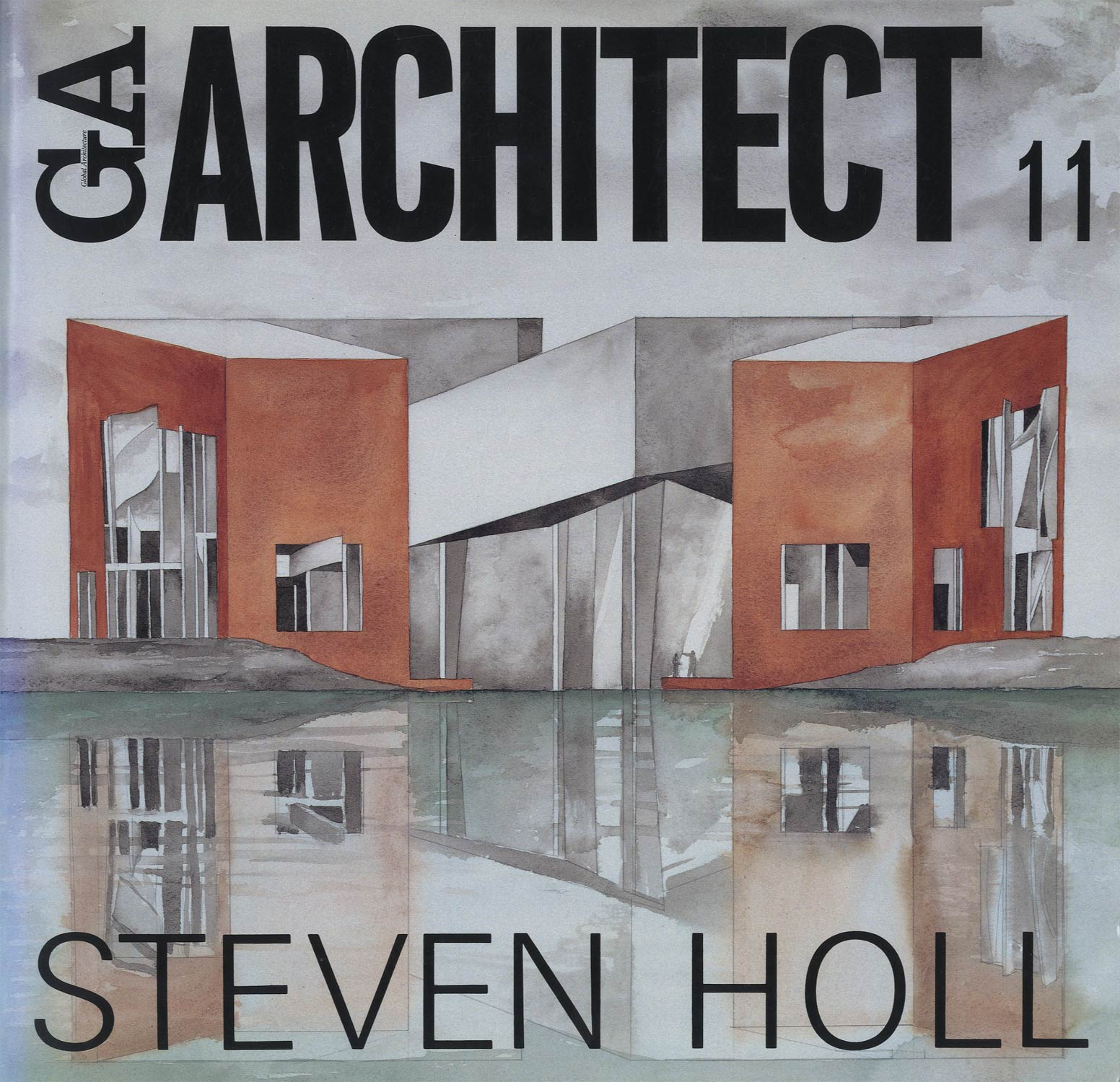 GA ARCHITECT 世界の建築家 11/STEVEN HOLL スティーヴン・ホール
