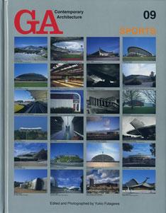 GA Contemporary Architecture 09 SPORTS スポーツ