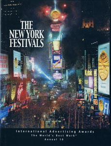 The New York Festivals The World's Best Work Annual 10