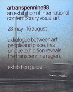 artranspennine98 exhibition guide