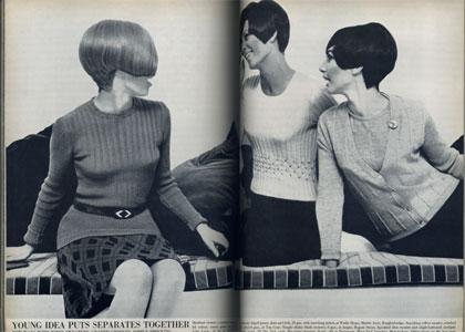 VOGUE No.14 OCTOBER 15th 1965[image3]