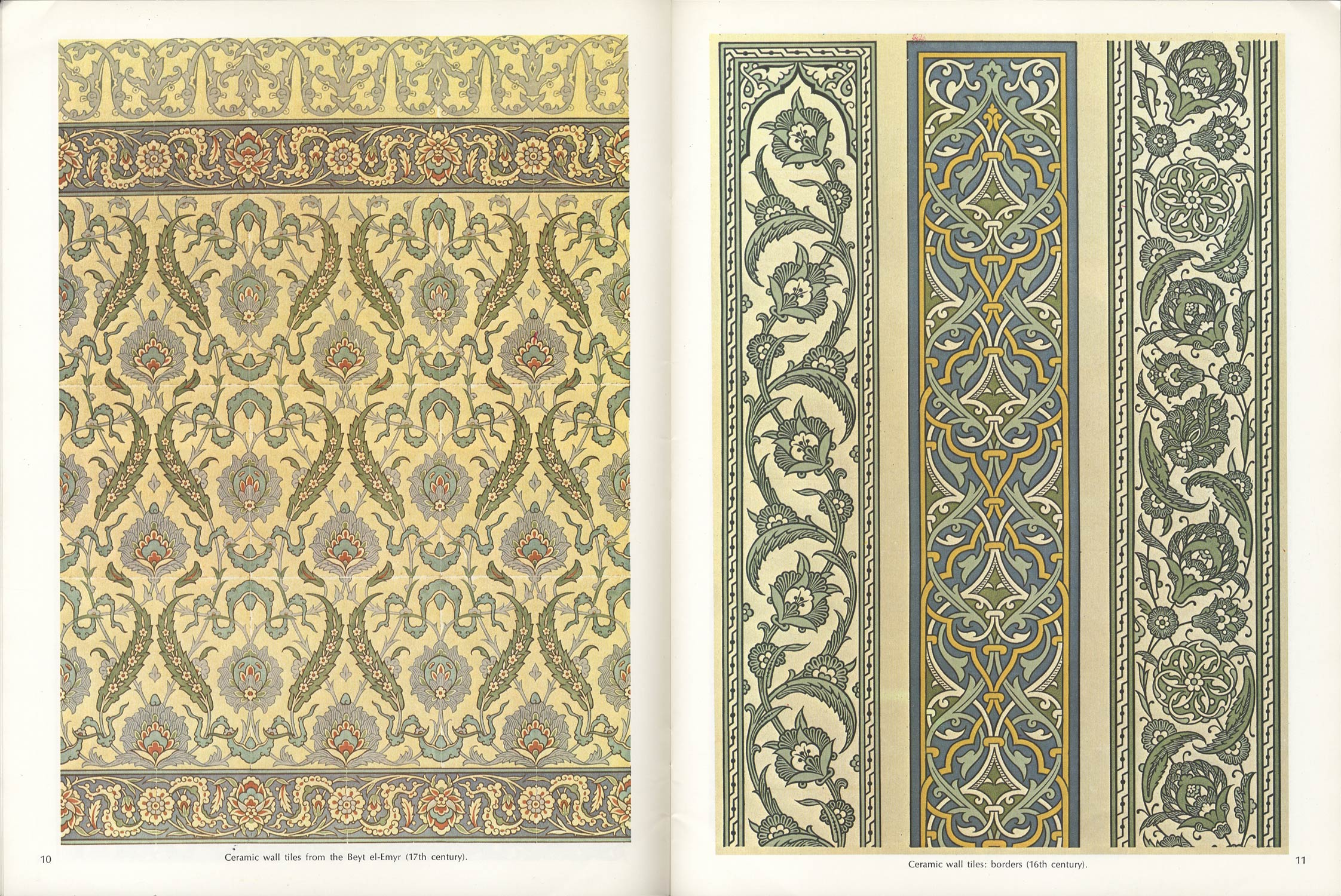 Arabic Art in Color  141 Designs and Motifs on 50 Plates[image2]