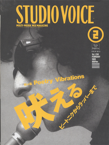 STUDIO VOICE MULTI-MEDIA MIX MAGAZINE/スタジオ・ボイス 1995年2月号 VOL.230