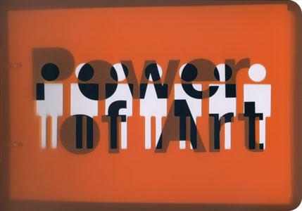 Power of Art 「美術の力 ― 時代を拓く7作家」展図録