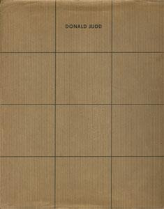 Donald Judd Furniture Retrospective[image1]