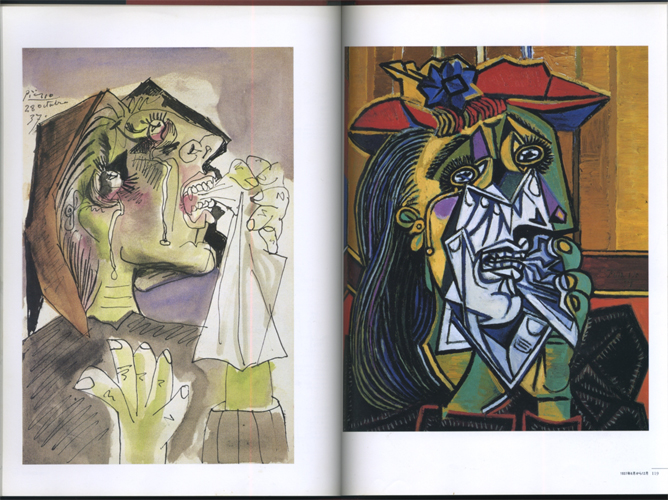 ピカソと泣く女 マリー=テレーズ・ワルテルとドラ・マールの時代[image3]
