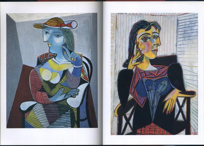 ピカソと泣く女 マリー=テレーズ・ワルテルとドラ・マールの時代[image4]