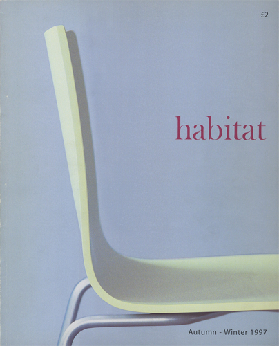 habitat Autumn - Winter 1997