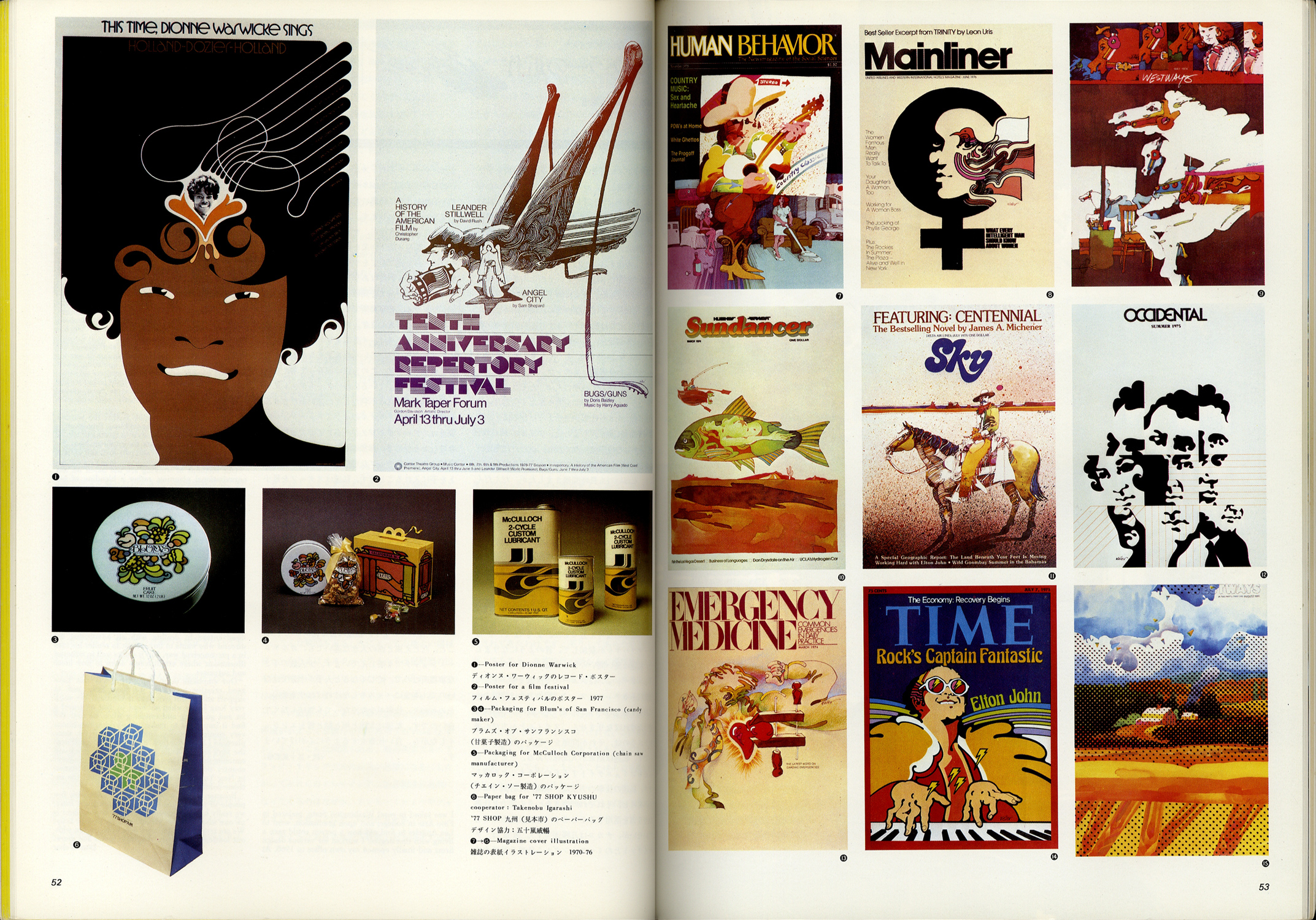 デザイン no.1|a bi-monthly review of DESIGN 1977 November[image4]