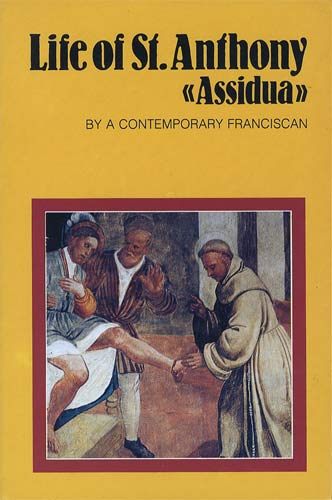 Life of st. Anthony «Assidua»