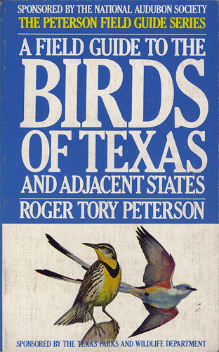 Field Guide to the Birds of Texas and Adjacent States