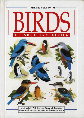 Illustrated Guide to the Birds of Southern Africa[image1]