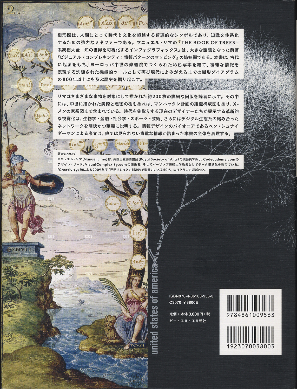 THE BOOK OF TREES 系統樹大全:知の世界を可視化するインフォグラフィックス[image2]