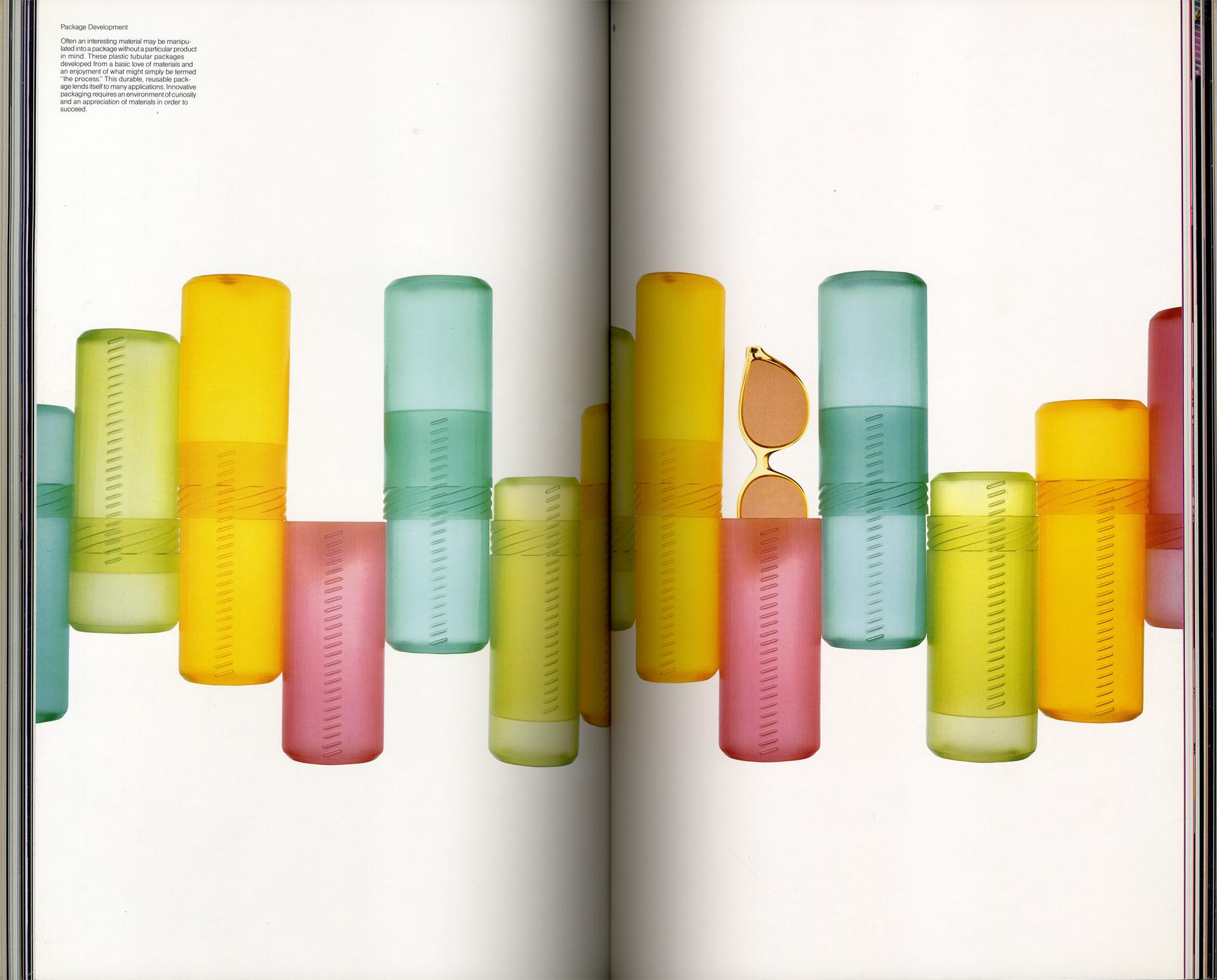 ESPRIT'S GRAPHIC WORKS 1984-1986[image4]
