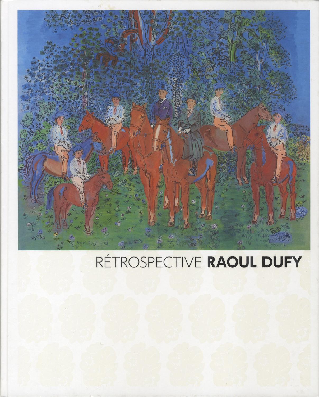 デュフィ展 RÉTROSPECTIVE PAOUL DUFY