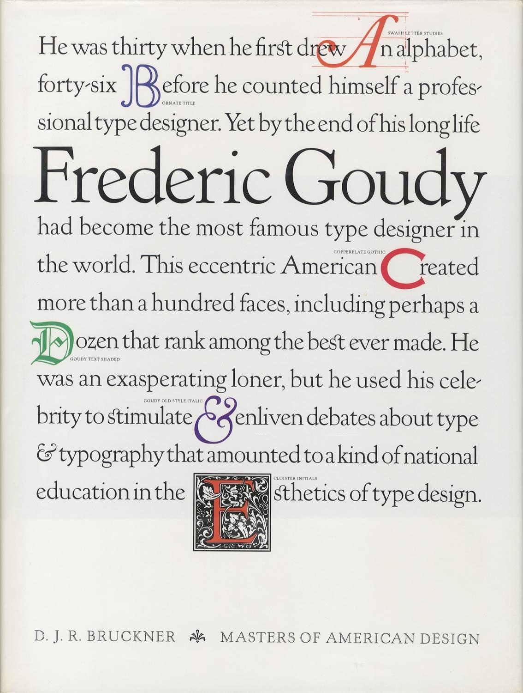 Frederic Goudy