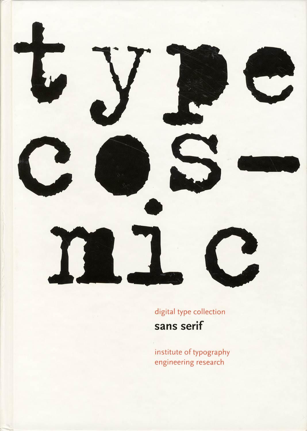 TypeCosmic Digital Type Collection Sans Serif