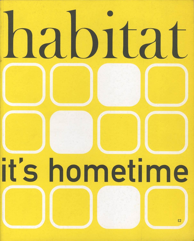 habitat 2000/2001