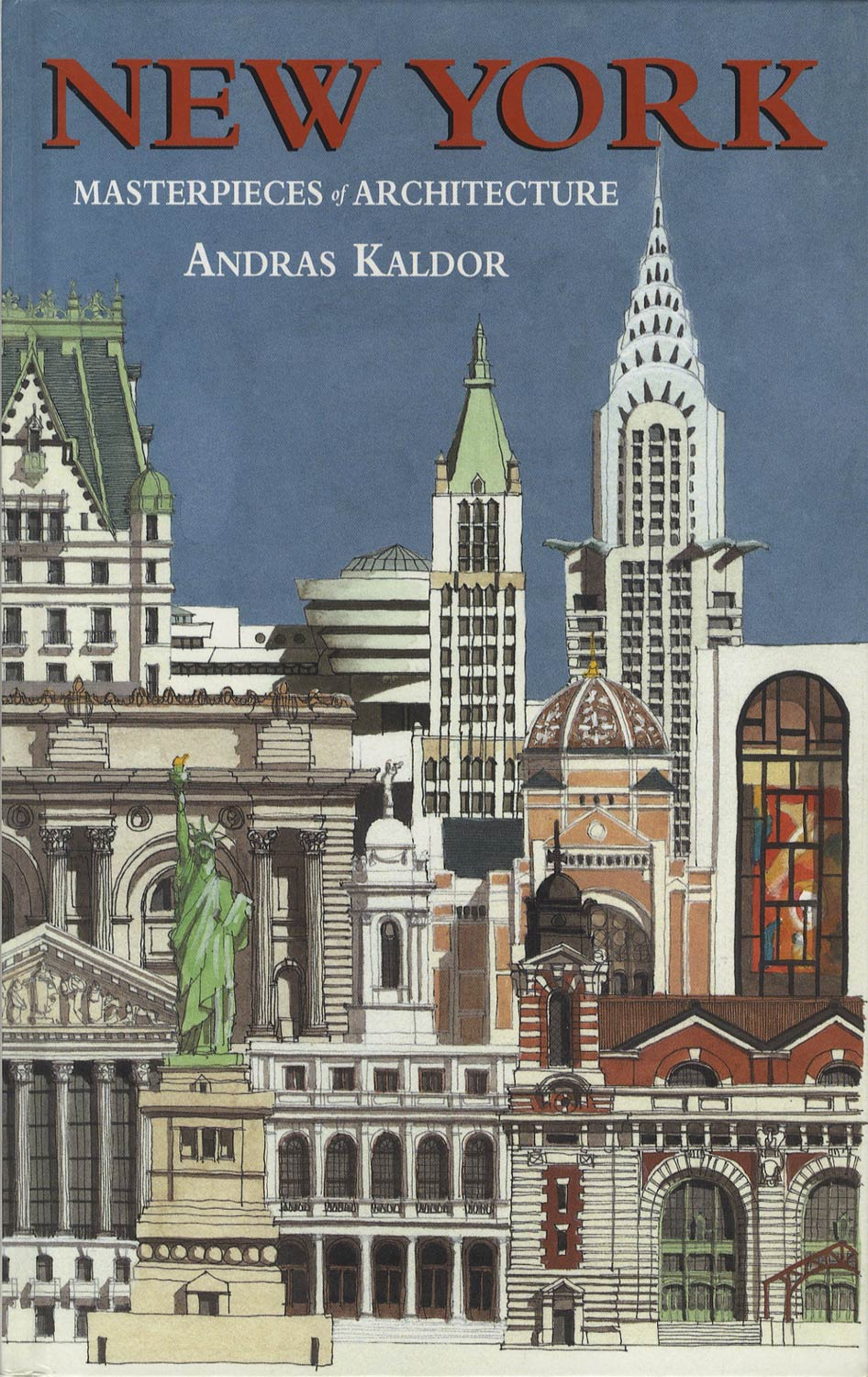 New York Masterpieces of Architecture