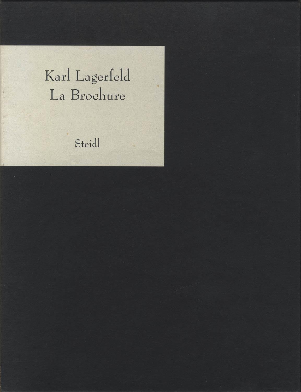 Karl Lagerfeld: La Brochure