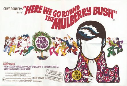 茂みの中の欲望 オリジナル・サウンドトラック Here We Go 'Round The Mulberry Bush original motion picture soundtrack[image3]