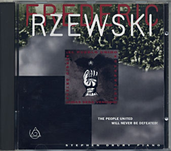 Frederic Rzewski: The People United Will Never Be Defeated !