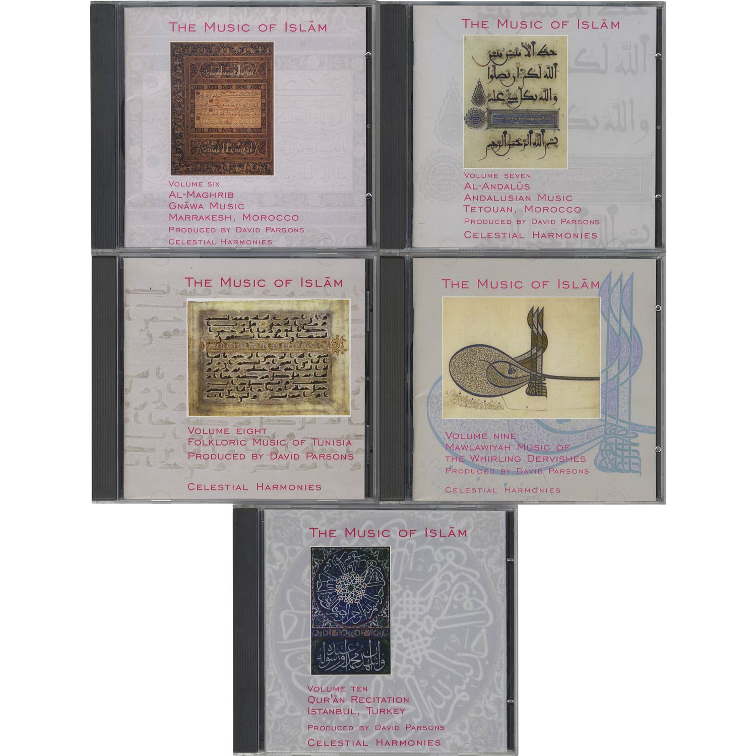 The Music of Islām Complete Edition[image4]