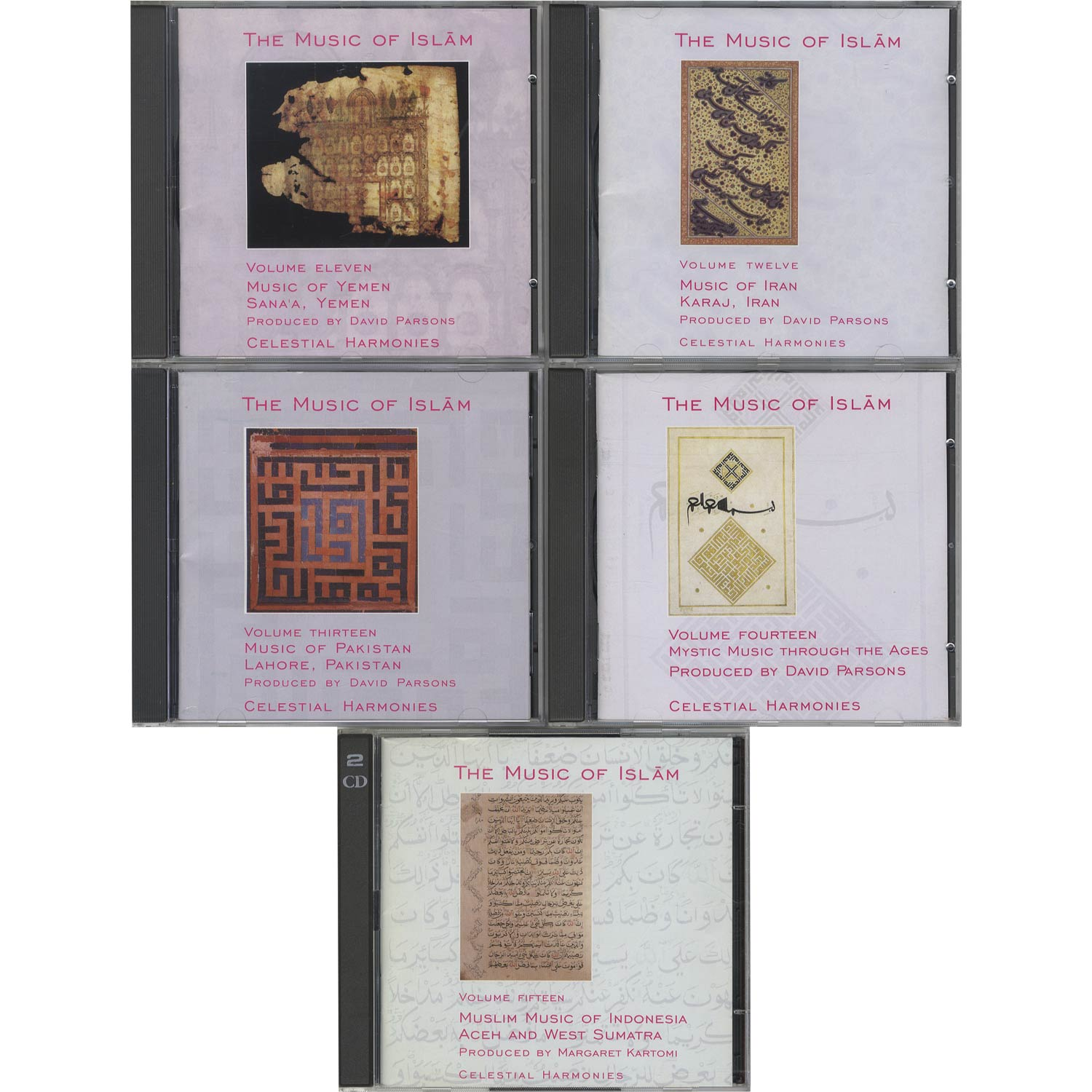 The Music of Islām Complete Edition[image5]