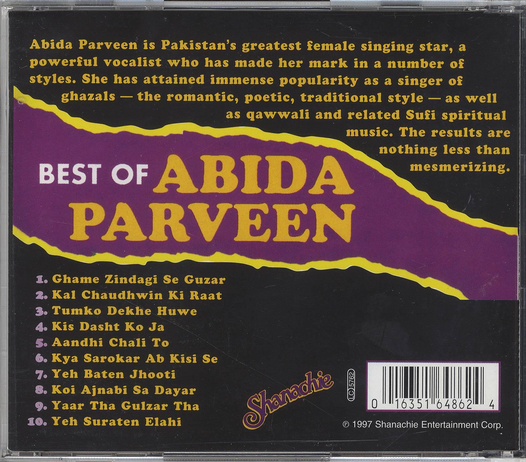 The Best of Abida Parveen[image2]