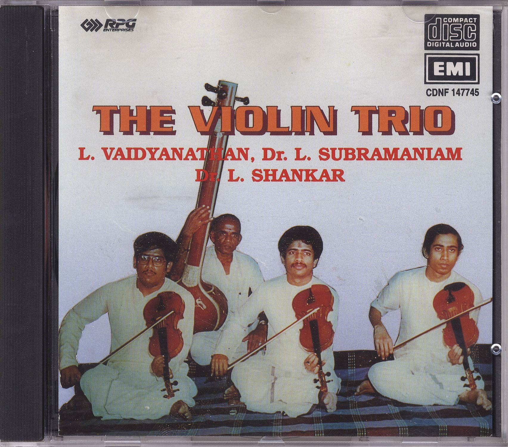 The Violin Trio