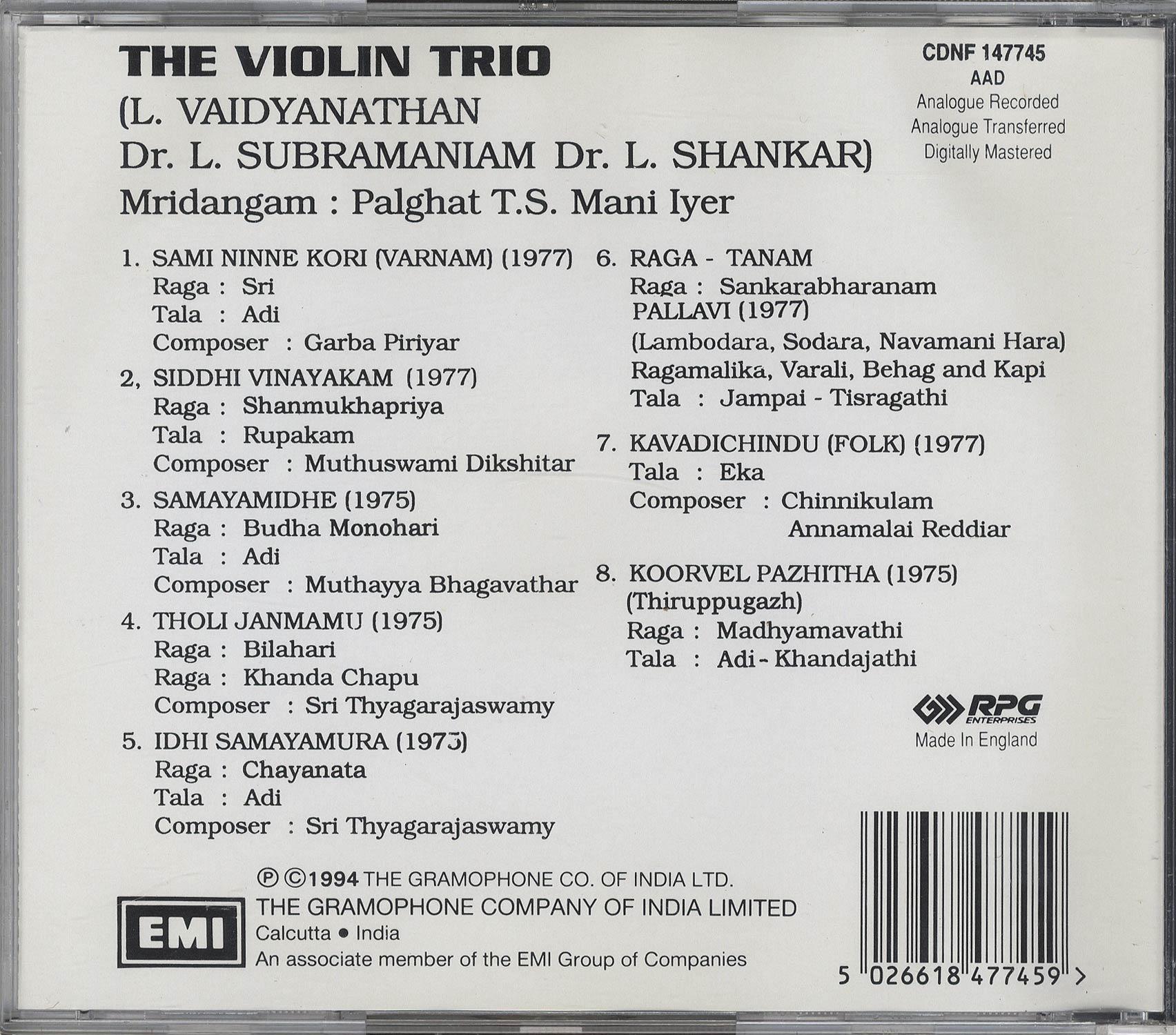 The Violin Trio[image2]