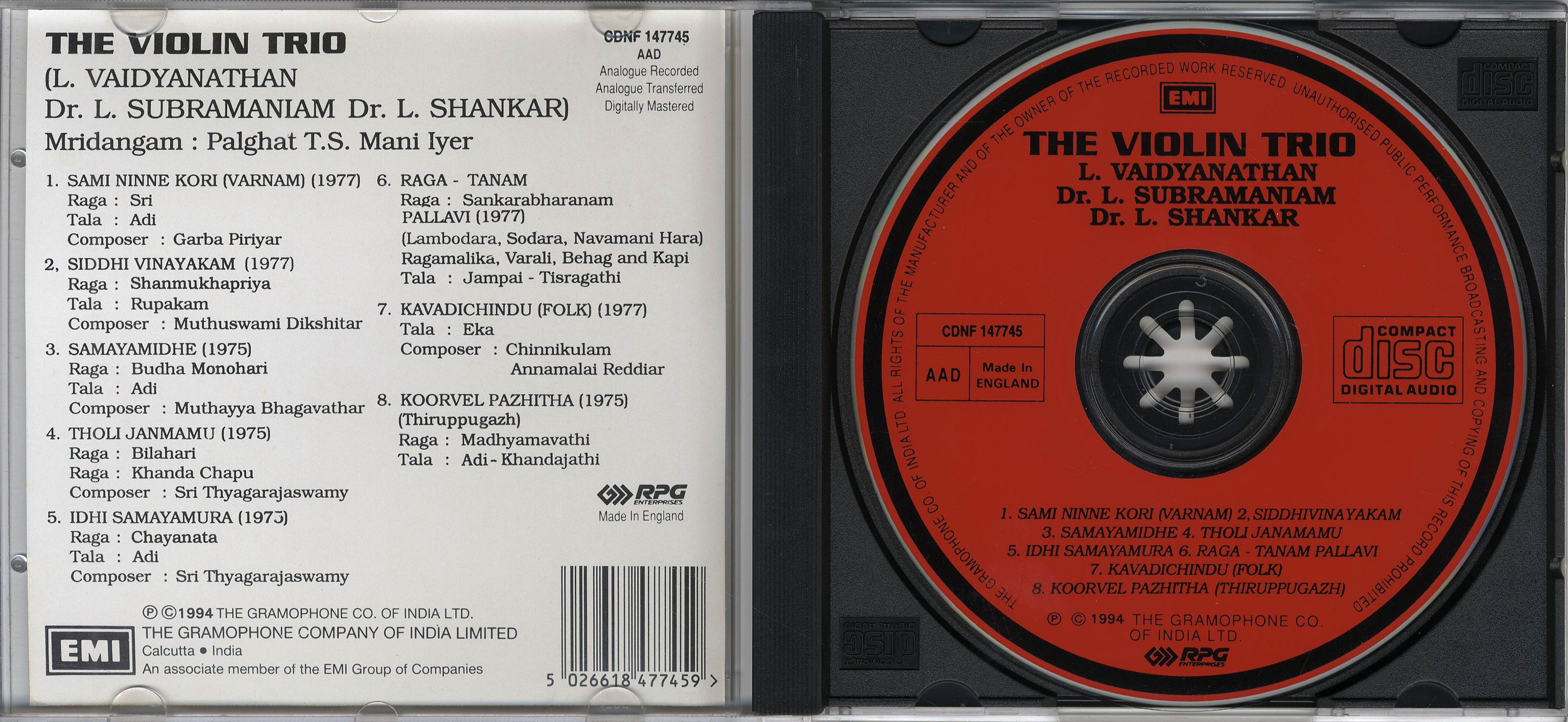 The Violin Trio[image3]