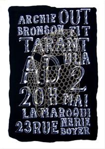 Archie Bronson Outfit/Tarantula A.D.
